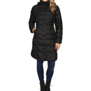 The North Face  Metropolis II Hooded Down Parka
